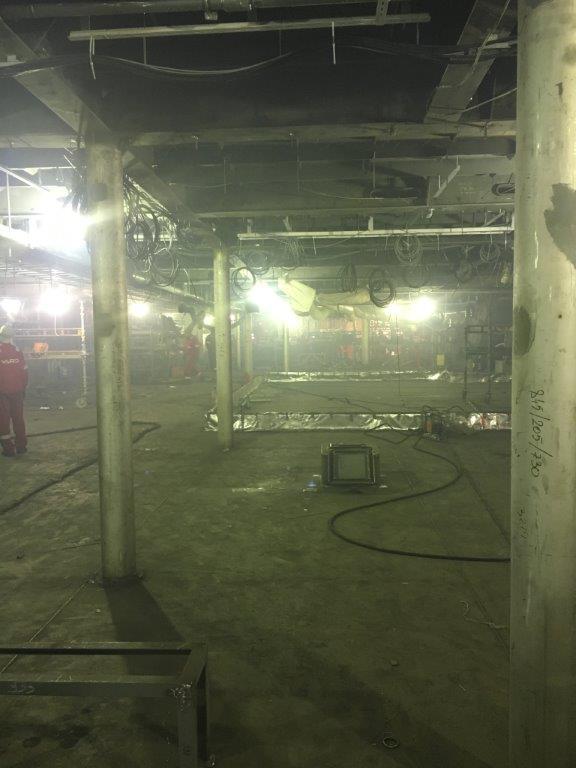 Fabrikkdekk med kant for tunellfryse 12.07.2016 147